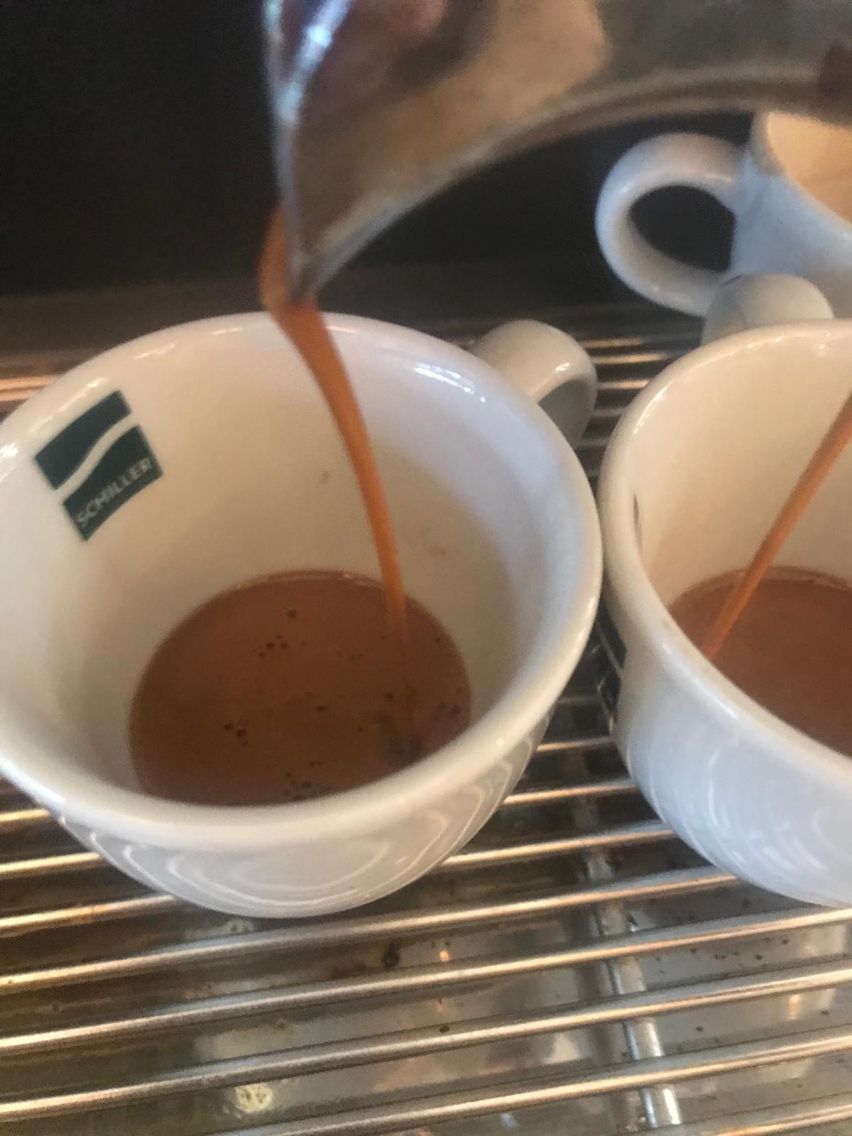 Espresso / Double Espresso