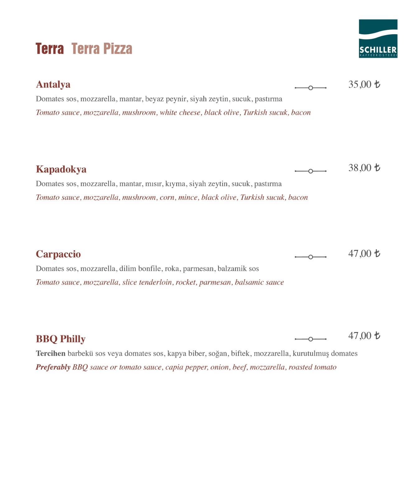 Terra Pizzalar – 2