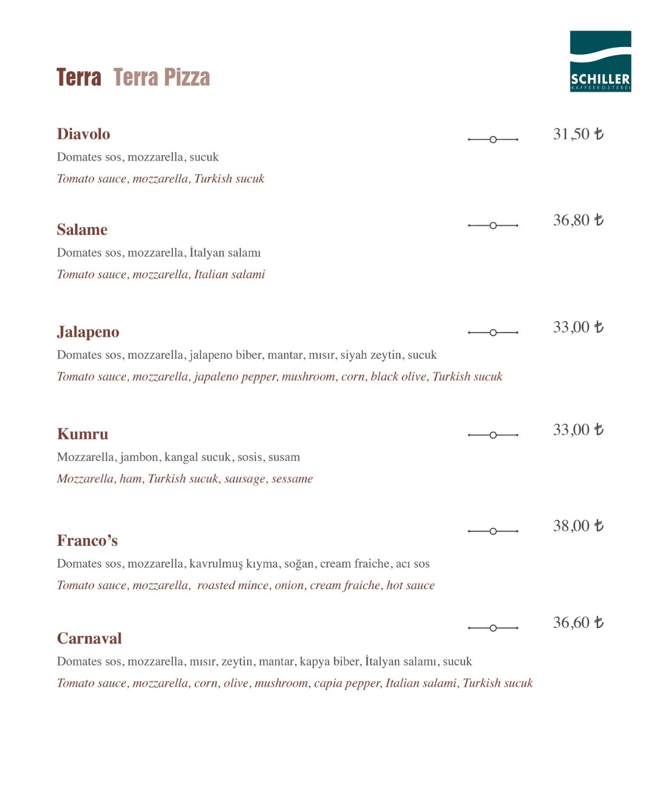 Terra Pizzalar